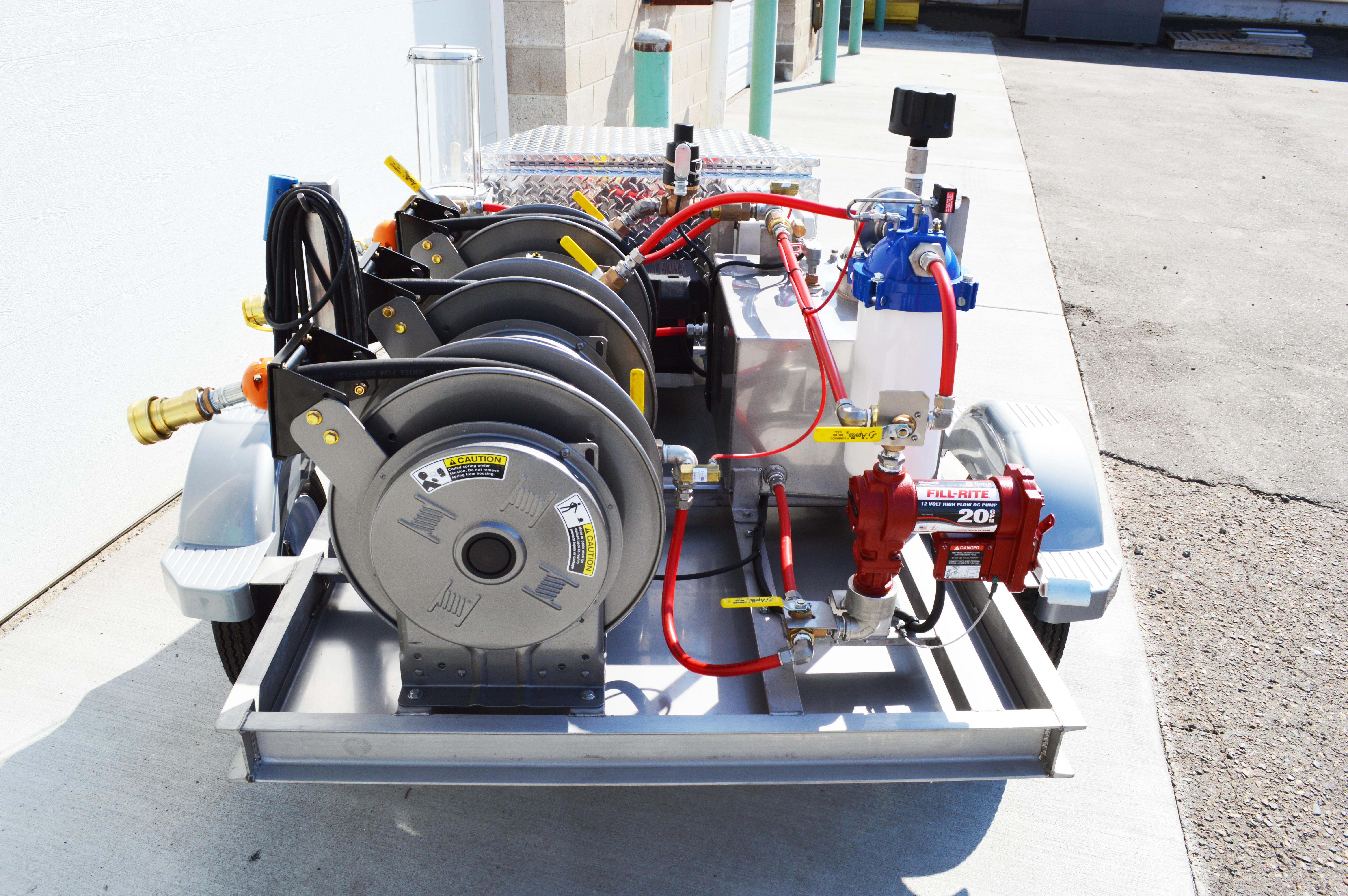 Westmor Fuel Testing System: Closed Loop System